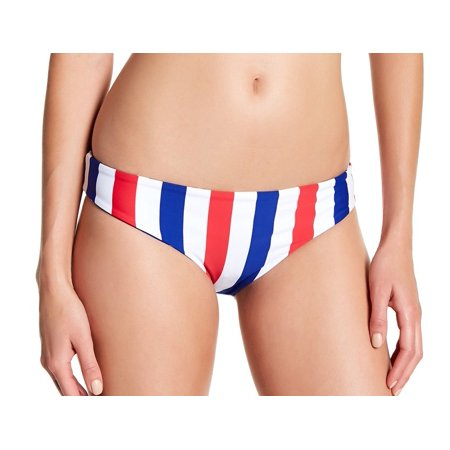 7cc9a85352 Bikini Lab - NEW White Women's Small S Stars Stripes Reversible ...