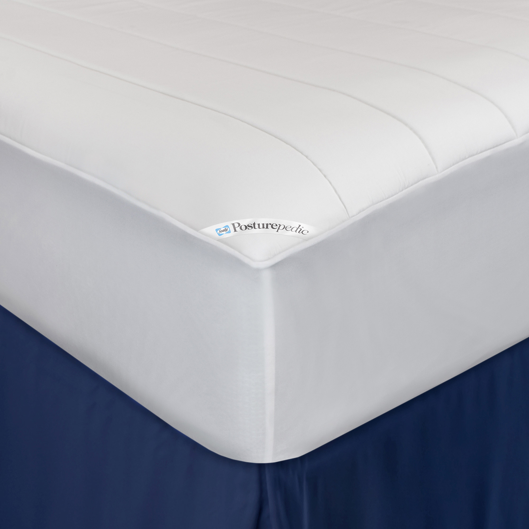 Sealy Posturepedic Cotton Washable Memory Foam Fitted Mattress