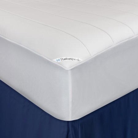 Sealy Posturepedic Cotton Washable Memory Foam Fitted