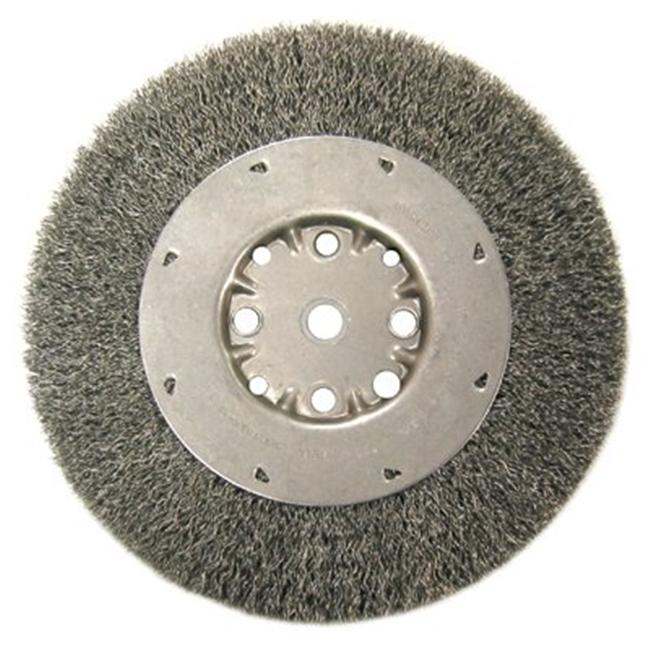 Anderson Brush 066-01974 Dmx-8 .014X8 Inch Crimped Wire Wheel Brush