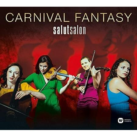 Carnival Fantasy (CD+DVD) (CD) (Includes DVD)](Carnival Music)