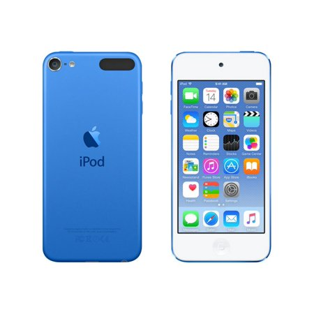Apple iPod touch 32GB - Blue (Previous Model) (Apple Ipod Touch 5th Gen 32gb Space Grey)