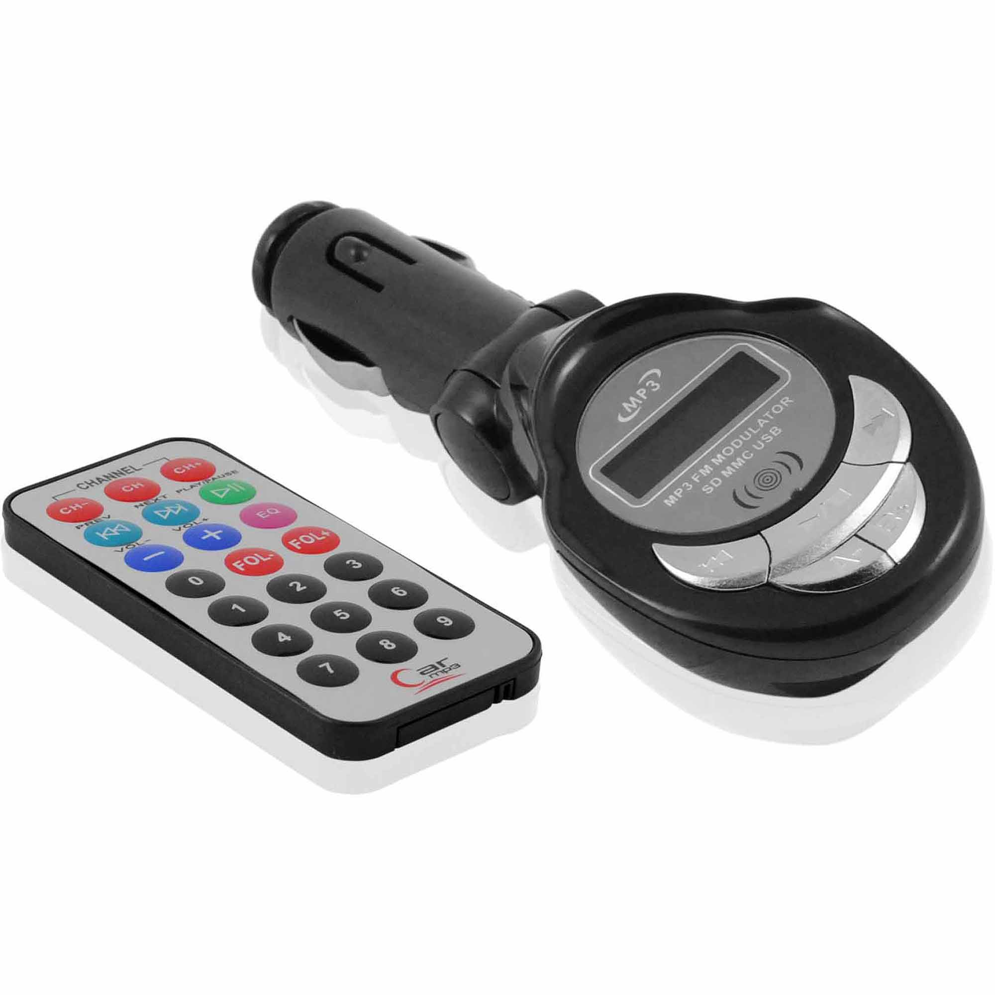 DP Audio Car MP3 Player with FM Transmitter