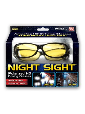 99cb486ce4b8 Free shipping. Product Image Night Sight Polarized HD Night Vision Glasses  As Seen On TV