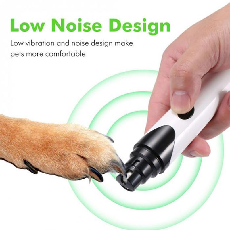 Pets Dog Cat Electric Nail Grinder Trimmer USB Charge Nails Grooming Tool  For Pet Dogs Cat - Walmart.com