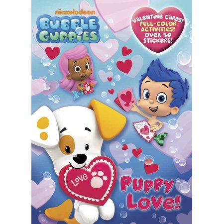Puppy Love! (Bubble Guppies) (Bubble Guppies Halloween Games)