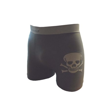 620d3180c67f ... Crazy Cool Men's Bones and Skeleton Seamless Boxer Briefs Underwear 6- Pack, ...