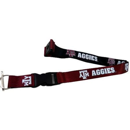 aminco NCAA texas-a-m-aggies Reversible Lanyard - image 1 de 1