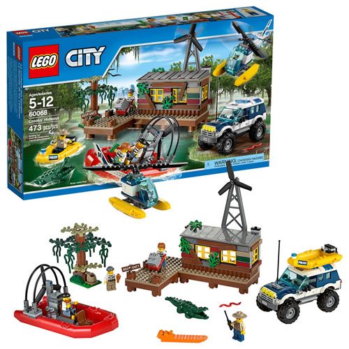 Lego City Police Crooks Hideout by LEGO Systems, Inc.