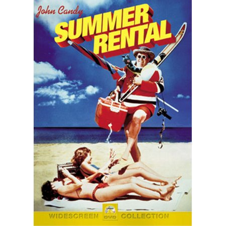 Summer Rental (DVD) (John Candy)
