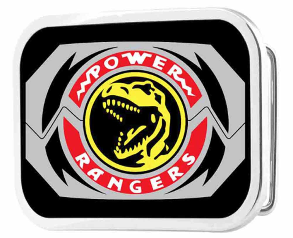Power rangers live action tv series red ranger t rex logo rockstar power rangers live action tv series red ranger t rex logo rockstar belt buckle walmart buycottarizona