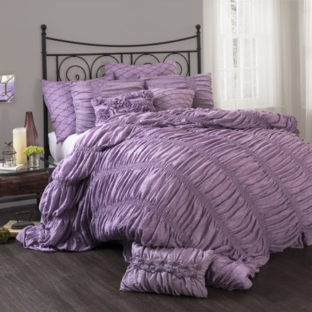 Special Edition By Lush Decor Madelynn 3 Piece Comforter Set