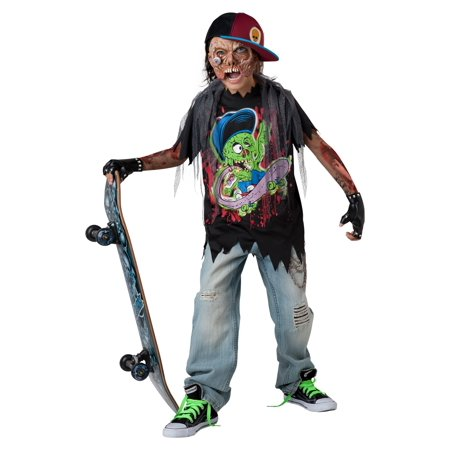 Zombie Sk8r Costume Boys Size 6](Toddler Zombie Costumes)