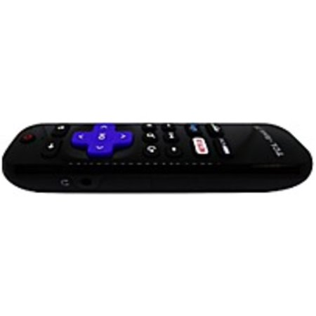 TCL RC64 Roku TV Remote Control For Selected LED TV - Black (Refurbished)