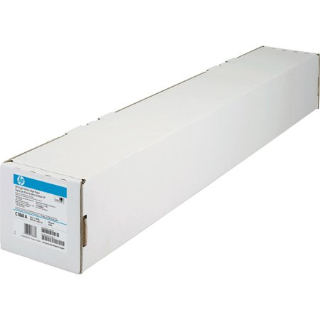 HP, HEWC1861A, Bright White Inkjet Bond Paper, 1 Roll,
