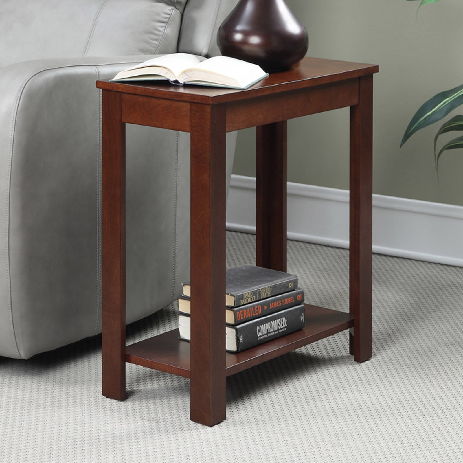 Convenience Concepts Designs2Go Baja Chairside End Table by Convenience Concepts