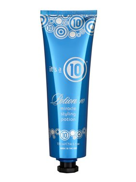 ($20.99 Value) It's A 10 Potion 10 Miracle Hair Styling Potion, 4.5 Oz