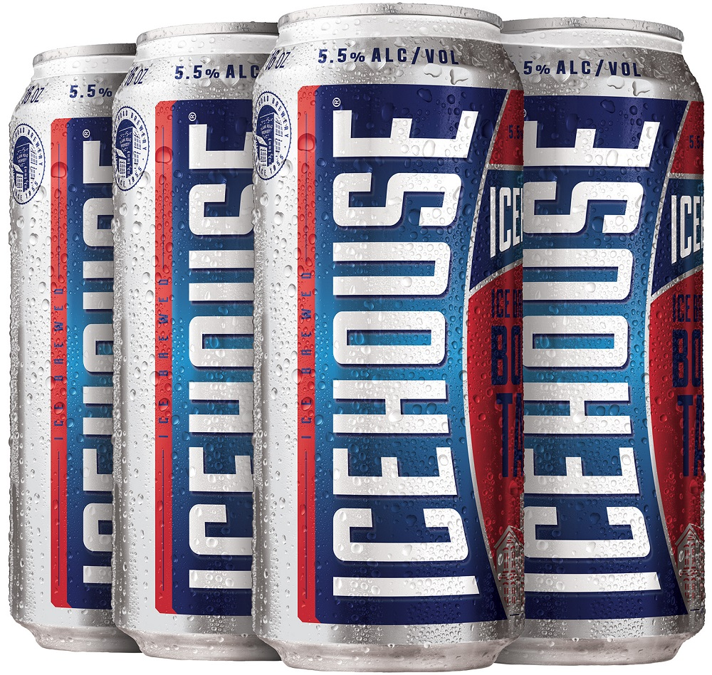 Icehouse Beer, 6 pack, 16 fl oz