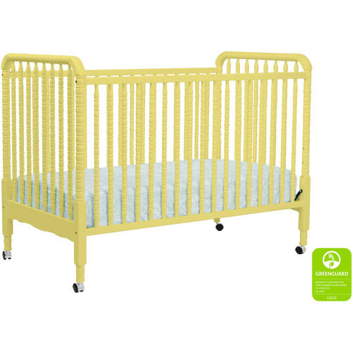 DaVinci Jenny Lind 3-in-1 Convertible Crib with Toddler B...