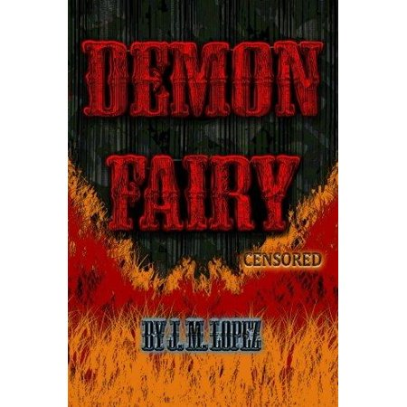 Demon Fairy (Censored) - Bible Costumes