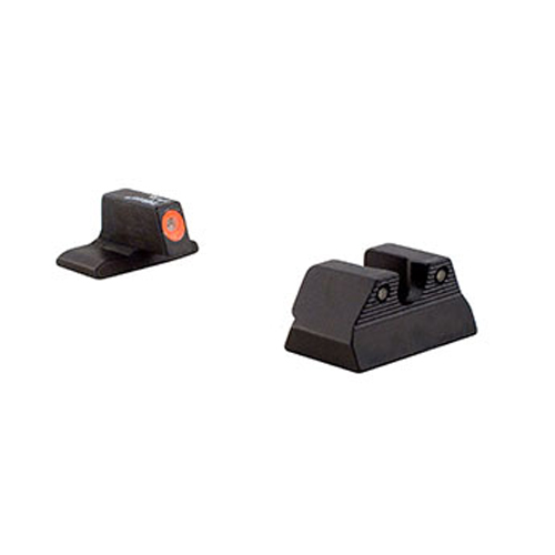 Trijicon H&K HD Night Sight Set P2000 and P2000SK Models, Orange Front Outline Lamp by Trijicon