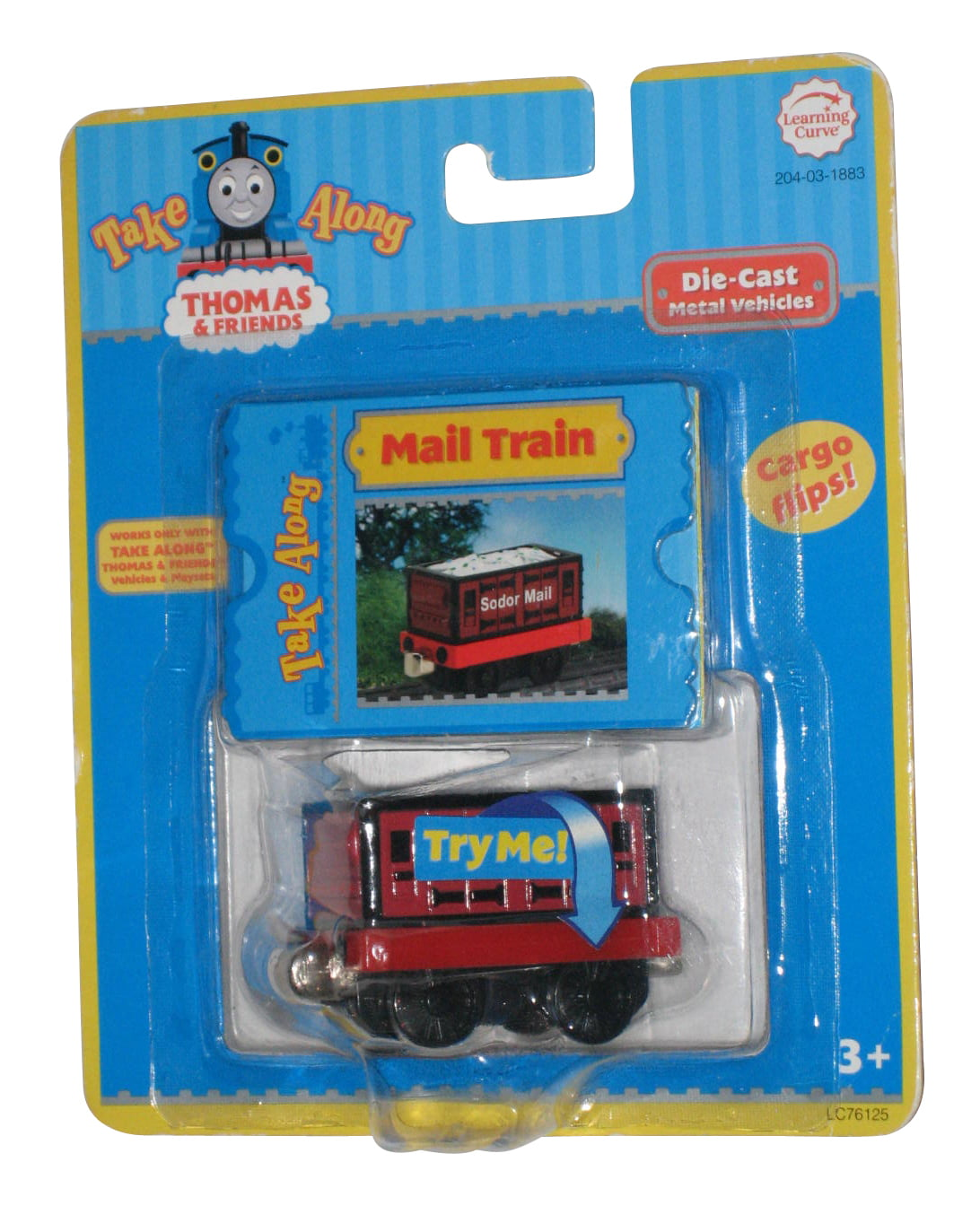 Thomas and His Friends Train Engines Cars Magnet Metal Diecast Collect Gift Toy