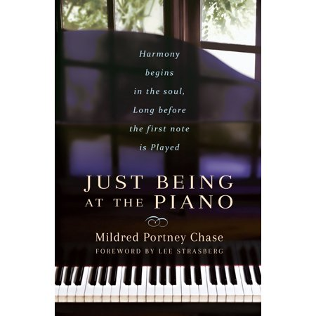 Just Being at the Piano (Paperback)