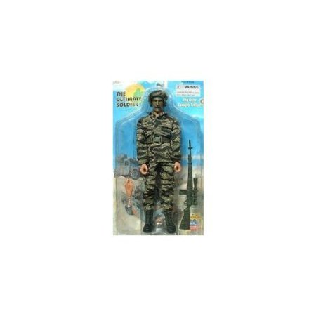 The Ultimate Soldier Modern Jungle Sniper, Action Figure By 21st Century Toys From USA 21st Century Toys Ultimate Soldier