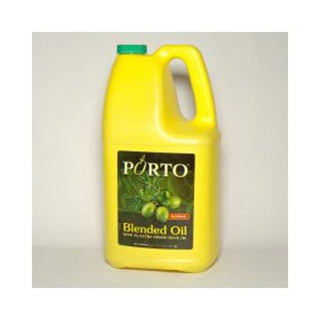 Blend Gallon - Porto - Blended Oil with 1% Extra Virgin Oil - Gallon