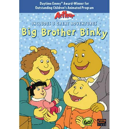 Arthur: Big Brother Binky - Pbs Arthur Halloween
