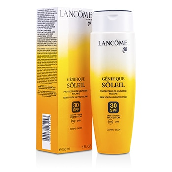 Genifique Soleil Skin Youth UV Protector SPF 30 for Body Lancome 5 oz Skin Protector Women