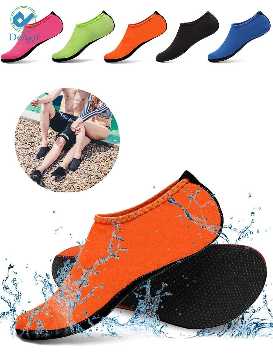 Skin Water Shoes Beach Socks Yoga Diving Aqua Socks Swim Surf Yoga Exercise Top