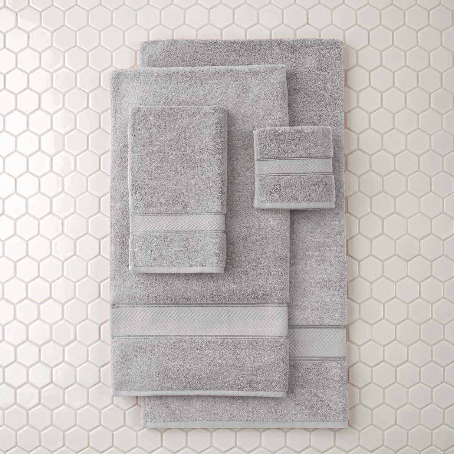Better Homes and Gardens Thick and Plus Bath Towel Collection