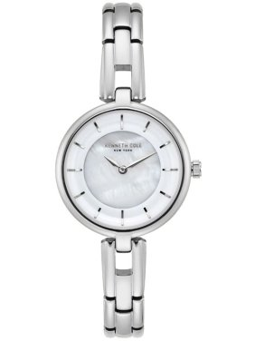 Women's Kenneth Cole Classic Mother-of-pearl Steel Watch KC50203001