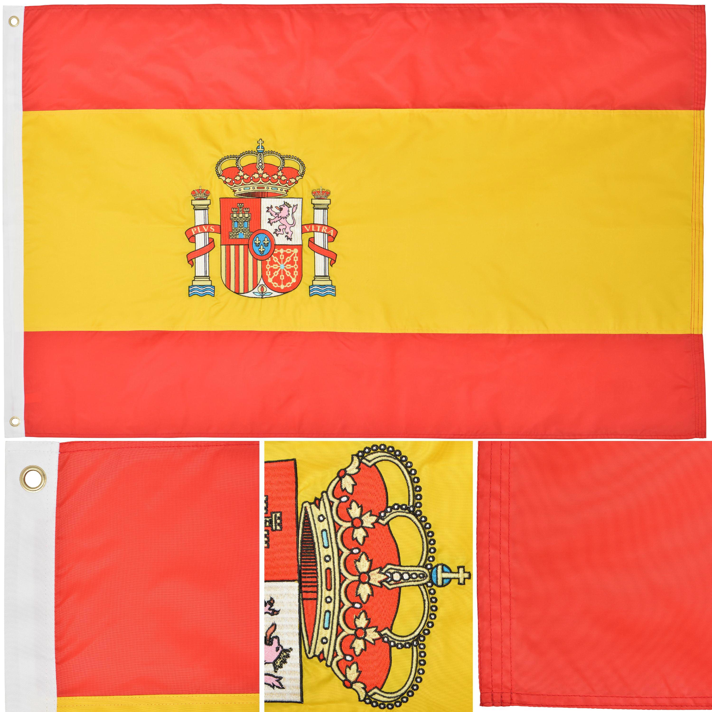 Spain Flag 3