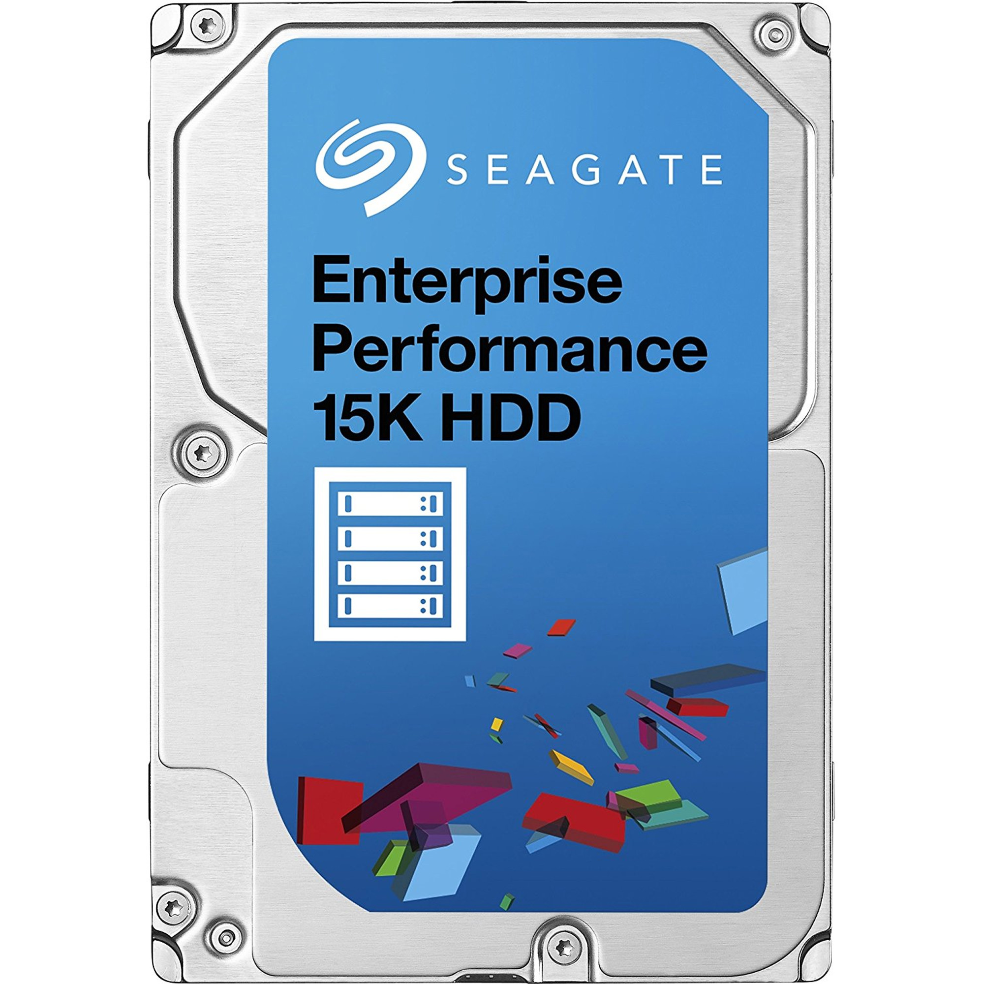 Seagate Enterprise Performance 15K HDD 300GB SAS RPM 2.5256MB CACHE