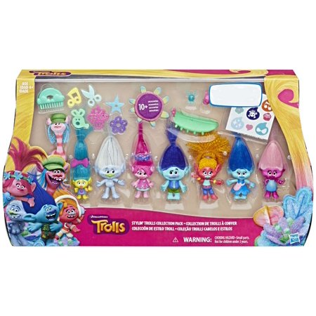 Stylin Trolls Collection Pack