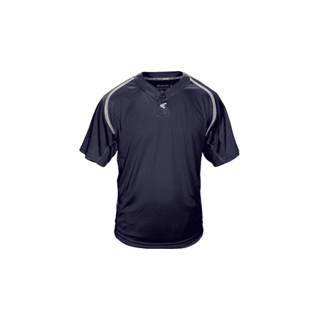 Easton Adult M7 Homeplate Two-Button Baseball Jersey