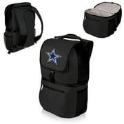 Dallas Cowboys Zuma Cooler Backpack - Black - No Size
