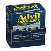 Advil Advil Liqui-Gels, White (50 Packs Per Box)