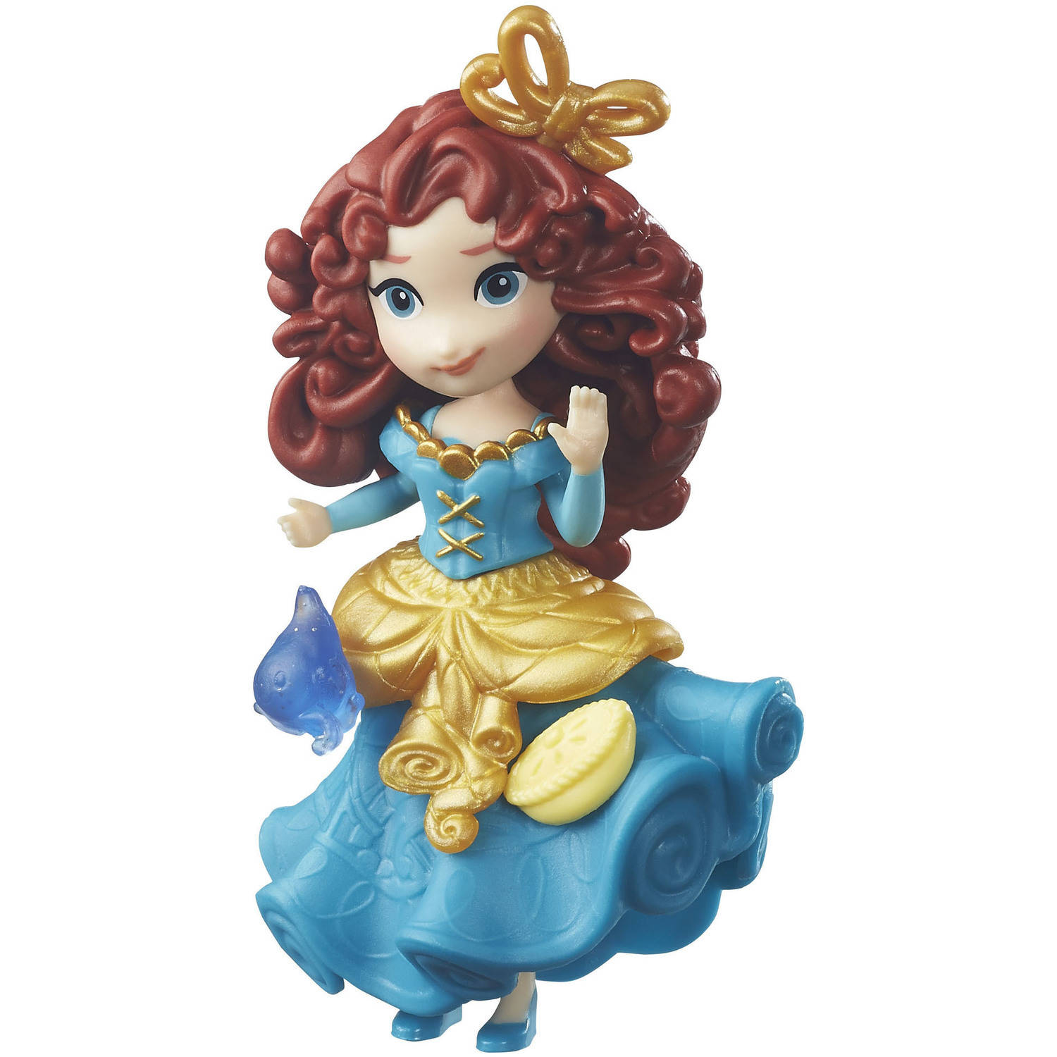 Disney Princess Little Kingdom Classic Merida by Hasbro