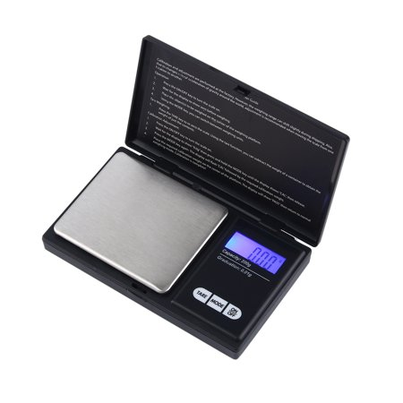 Pocket Weighing Scales - Smart Weigh Digital Scale, Electronic Pocket Kitchen Scale 200g * 0.1g Food Gold Jewelry Weight Compact Scale