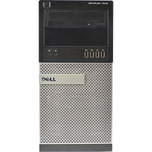 Refurbished Dell Optiplex 7010-T WA1-0379 Desktop PC with Intel Core i5-3570 Processor, 8GB Memory, 1TB Hard Drive and Windows 10 Pro (Monitor Not Included)