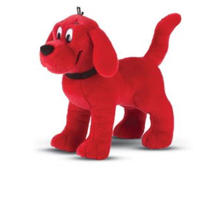 Cuddle Dog - Standing Clifford Red Dog 16