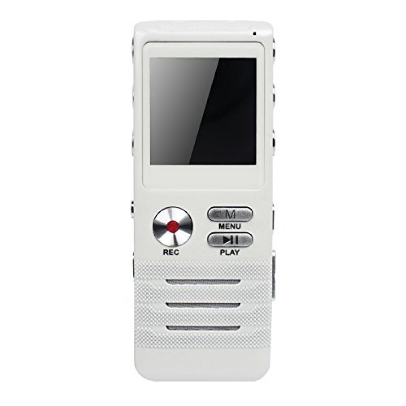 iGearPro 8GB Portable Rechargeable Digital Voice Recorder...