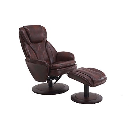 comfort chair breathable swivel recliner with ottoman