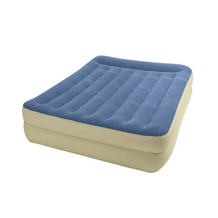 ... Raised Airbed Air Mattress Guest Bed w Pump Model 67713E - Walmart.com