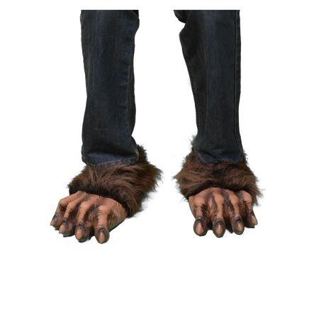Halloween Horror Nights Werewolf (Halloween Werewolf Adult Feet)