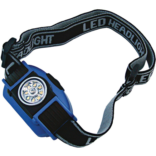 Dorcy 8-LED Multi-Functional Headlamp