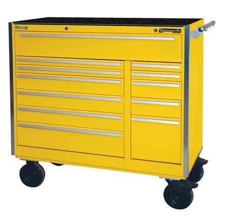 Kennedy Maintenance Tool Cart Steel Yellow 4200mpyw Walmart Com